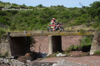 Rally Dakar 2016: 4. etapa