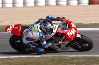 Tomáš Mikšovský v Albacete v Top Ten