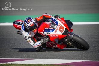Zarco nejlepším Ducatistou
