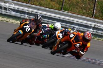 Závodní víkend 26. týdne 2009