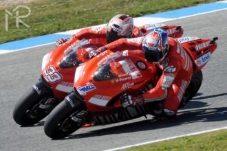 Zklamání u Ducati