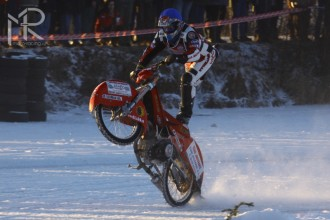 3. kvalifikace MS Ice Speedway  Sanok