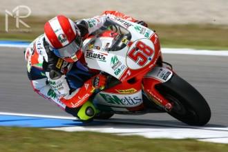 GP Německa  kvalifikace 250cc