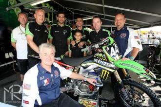 Pro Circuit Team CLS Kawasaki