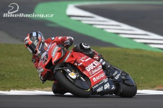 Smolný víkend pro Ducati