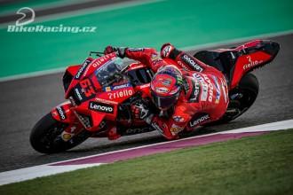 U Ducati zkoušeli závodní simulaci