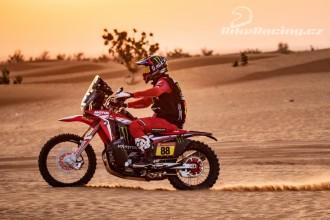 Rally Dakar 2021: 6. etapa