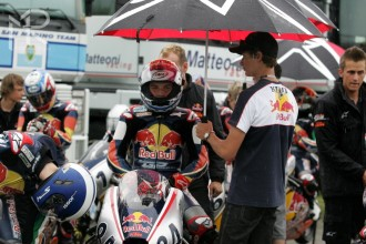 Red Bull Cup  1. závod