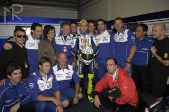 Rossi v první bitvě sezony na 2. místě