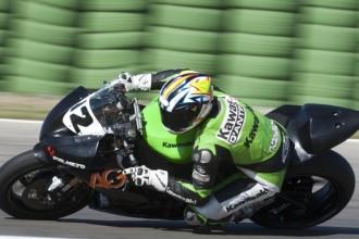 Úspěšné testování pro Kawasaki Europe