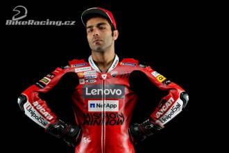 Petrucci bude reprezentovat Ducati