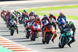 Startovní listiny GP 2021