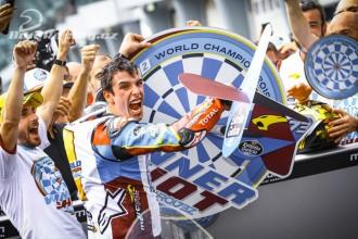 Alex Márquez jde do MotoGP