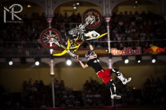 Red Bull X-Fighters  Madrid