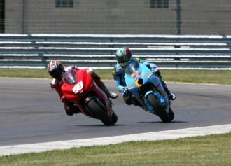 Testy MotoGP na Indianapolis 2. den