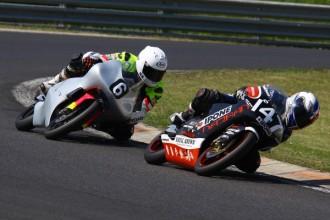 Tomáš Vavrouš po premiérové sezoně v GP 125cc