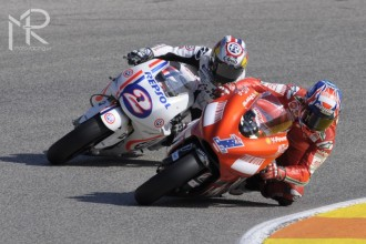 U Ducati připraveni na Valencii
