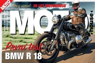 Představení – nový Motohouse 10/2020