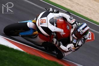 Stiggy po prvním vážném testu superbike