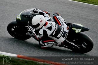 Test 125/Moto2  Barcelona (čtvrtek)