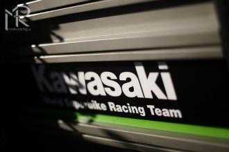 U Kawasaki s testy spokojenost