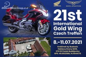 21. ročník mezinárodního Gold Wing srazu