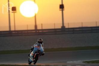 GP Qatar - pátek