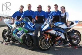 Havrda  Brož racing team vstoupil do nové sezony vítězně