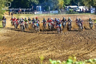 MMČR v motokrosu juniorů – Hradiště