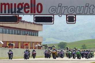 Poslední závod CIV v Mugellu