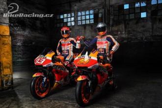 Představení Repsol Honda Teamu 2021