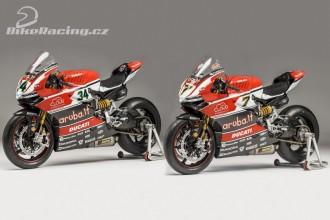 Představení týmu Aruba.it-Ducati Superbike