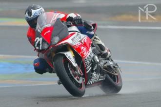Tomáš Mikšovský s RMT 21 Racing do Albacete