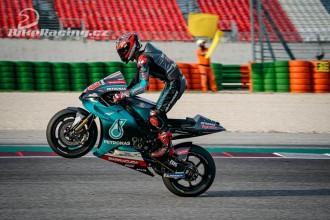 Úspěšný test pro jezdce Petronasu