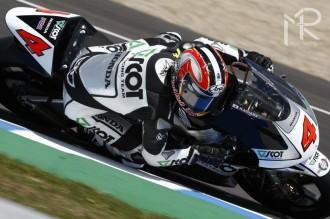 GP Španělska 250cc