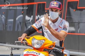 Marc Marquez se vrátí až po úplném zotavení