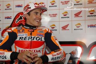 Márquez: Rossi může závodit i v 50
