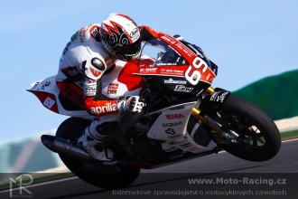 Oba jezdci MS Racingu v kvalifikaci havarovali