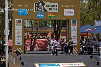 Rally Dakar 2016: prolog