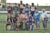Speedway MČR 1. liga – Slaný