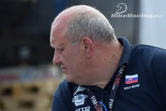 Miloš Baláž k situácii okolo pretekov