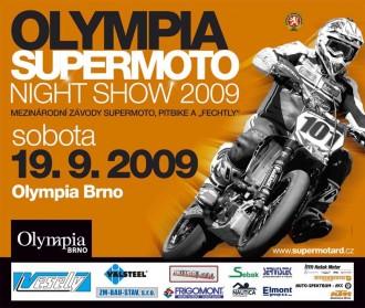 Motocyklové bitvy opět v kulisách Olympie
