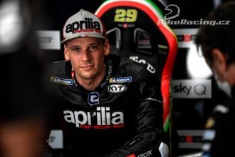 Savadori udělal první krok do MotoGP