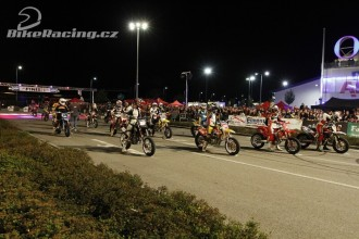 V sobotu Olympia Night Supermoto Show