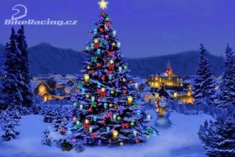 Veselé Vánoce přeje BikeRacing.cz