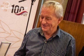 Jaroslav Falta obdržel státní vyznamenání