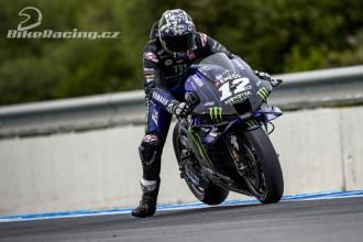 Maverick Vinales nejrychlejší v testu