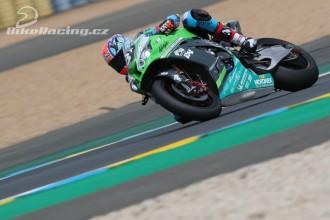 Ondra Ježek o Le Mans