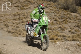Rally Dakar 2010  13. etapa