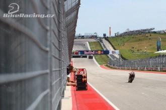 Red Bull GP of the Americas - pátek